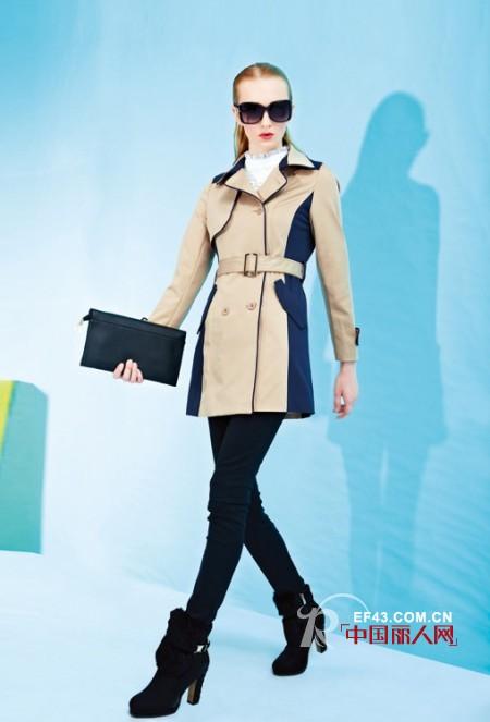 女士外套搭配 风衣外套搭配