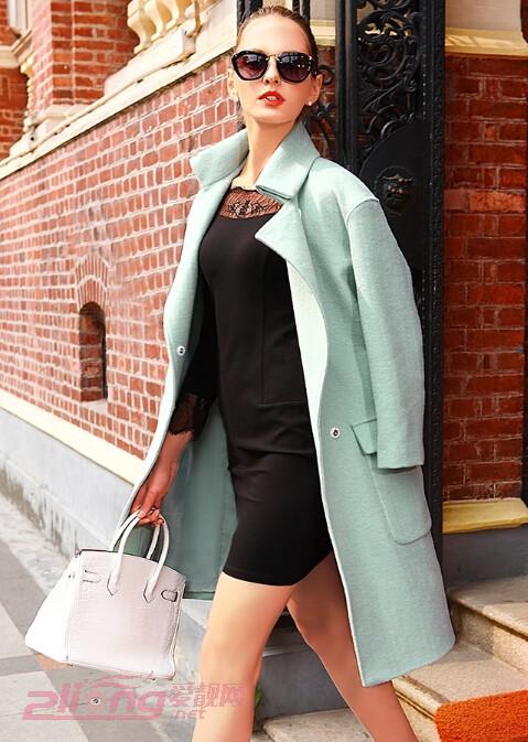 欧美风女装时尚风衣外套