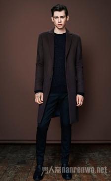 AllSaints圣诞系列新品 演绎冷酷而叛逆的英伦绅士