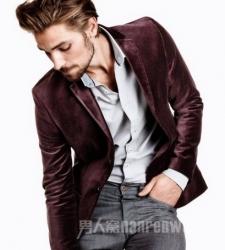 """时尚icon教你勃艮第酒红色穿搭 做个够味""""醇""""男人"""