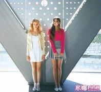 甜美青春正能量 MIIA 2013 SPRING LOOKBOOK