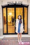 品牌公关公开春日style snap—成熟可爱风衣